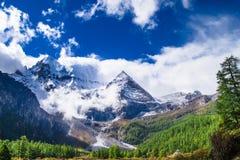 Schneeberg von Aden Stockfotografie