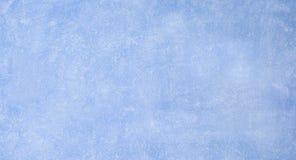 Schneebeschaffenheit auf Glas im kalten Winter Stockbild