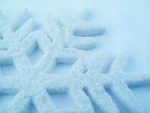Schneeflocke Stockfotografie