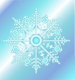 Schneeflocke Stockfotos