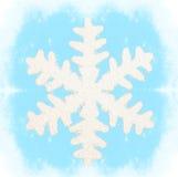 Schneeflocke Lizenzfreies Stockbild