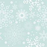 Schneeflocke der weißen Farbe vektor abbildung