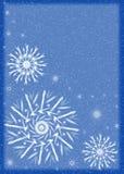 Schneeflocken Lizenzfreies Stockbild