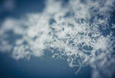 Schneeflocken Lizenzfreie Stockfotografie