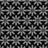 Schneeflocken pattern2 stockfotos
