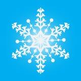 Schneeflockenwinter lizenzfreie stockfotografie