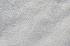 Schneehintergrund Stockbild