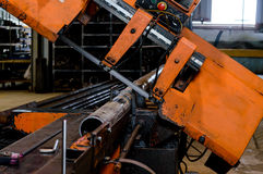 Schneidemaschine Lizenzfreie Stockbilder