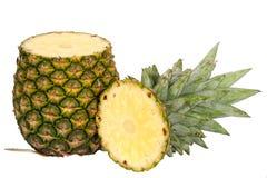 Schneiden Sie Ananas Lizenzfreie Stockfotos