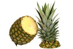 Schneiden Sie Ananas Stockfoto