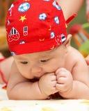 Schneiden Sie Baby Stockfotografie