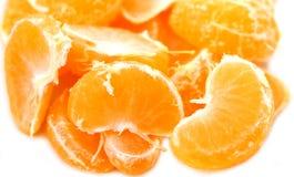 Schneiden Sie Orange Lizenzfreie Stockfotos