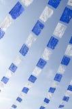 Schneiden Sie Papierdekoration Lizenzfreies Stockbild