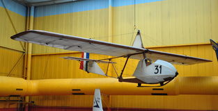 Schneider DFS 108-14 SG-38 Schulgleiter Royalty Free Stock Photo