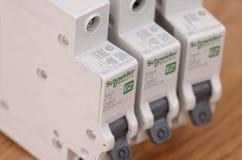 Schneider Electric Imagens de Stock
