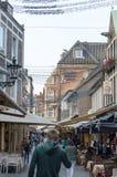 Schneider Wibbel alley Stock Image