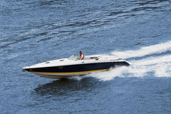 Schnellboot Lizenzfreie Stockfotos