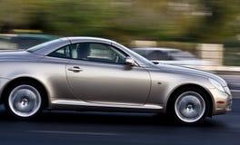 Schnelle Autos Lizenzfreies Stockfoto