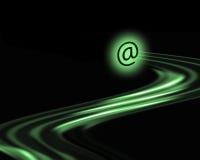 Schnelle Kommunikationen Lizenzfreies Stockbild