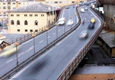 Schneller Verkehr stockbilder