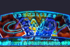 Schnellers糖果 库存图片