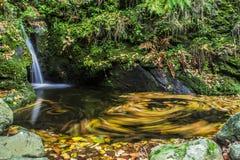 schnelles Stromwasser Lizenzfreie Stockbilder