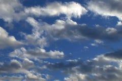 Schnelles Versehen von Sturmwolken stock video