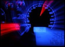Schnellfahren Lizenzfreies Stockbild