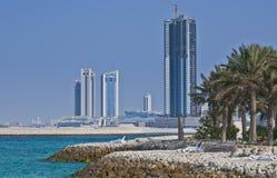 Schöner Bahrain Stockbild