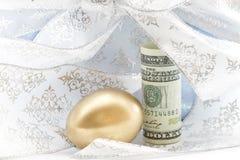Schöner Erfolg in den Investitionen Stockfoto