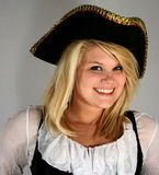 Schöner Pirat Lizenzfreies Stockbild