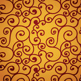 Schöner vektornahtloses Muster Lizenzfreies Stockbild