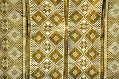 Schönes afrikanisches Tuch Stockfoto