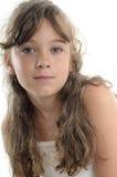 Schönes Mädchenportrait Lizenzfreie Stockfotografie