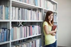 Schönes Studentenmädchen Lizenzfreie Stockfotos