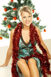 Schönes Weihnachten 1 Lizenzfreies Stockbild