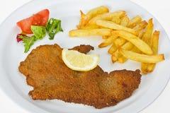schnitzel Стоковая Фотография