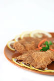 schnitzel Стоковое Фото