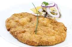 Schnitzel Royalty Free Stock Images