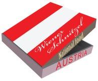Schnitzel viennese Immagine Stock
