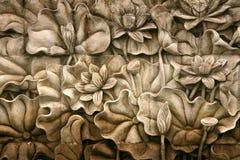 Schnitzen - botanische Gärten, Singapur Stockbilder