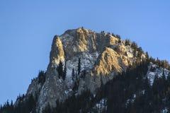 Schober mountain in Fuschl am See, Austria, 2016 Stock Photos