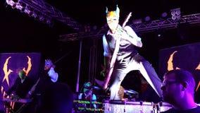 Schock Fest Okt 18. 2014 goldenes Tal, Az Lizenzfreies Stockfoto