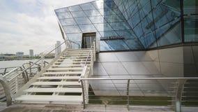 Schodek Louis Vuitton sklep Zdjęcie Stock