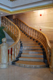 Schodki w hotelu Obraz Royalty Free