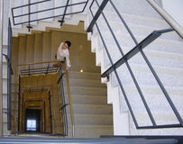 schody 1 obraz stock