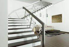 schody ilustracji