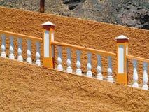 Schody balustrada Zdjęcia Stock