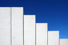 schody betonowe Fotografia Royalty Free