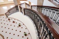 schody cewienie sztachetowy cewienie zdjęcia royalty free